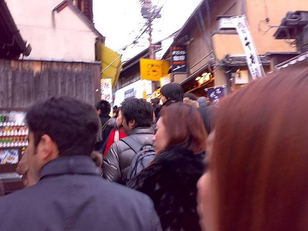 京都-祇園-街道