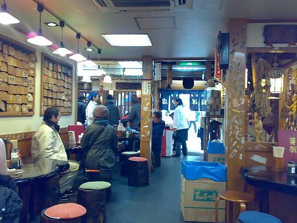 京都-祇園-壹前洋食  店內