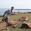 2011-06-16從虎井嶼看桶盤嶼.JPG