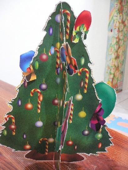 980105家瑄剪的聖誕樹.JPG
