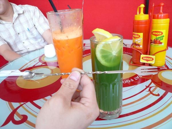 Hot Lemon Green Tea.JPG