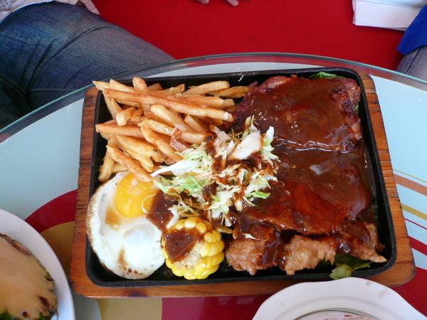鐵板餐 Hot Plate.JPG