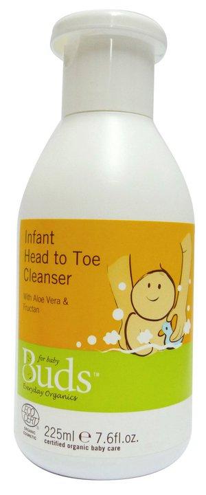 日安初生寶貝頭髮及身體保濕沐浴露
