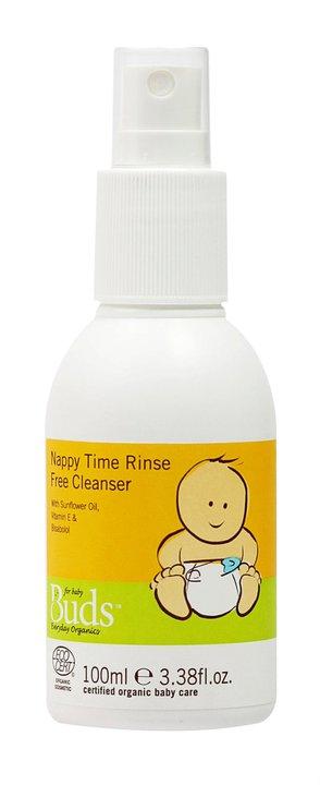 日安尿布更換免洗清潔露