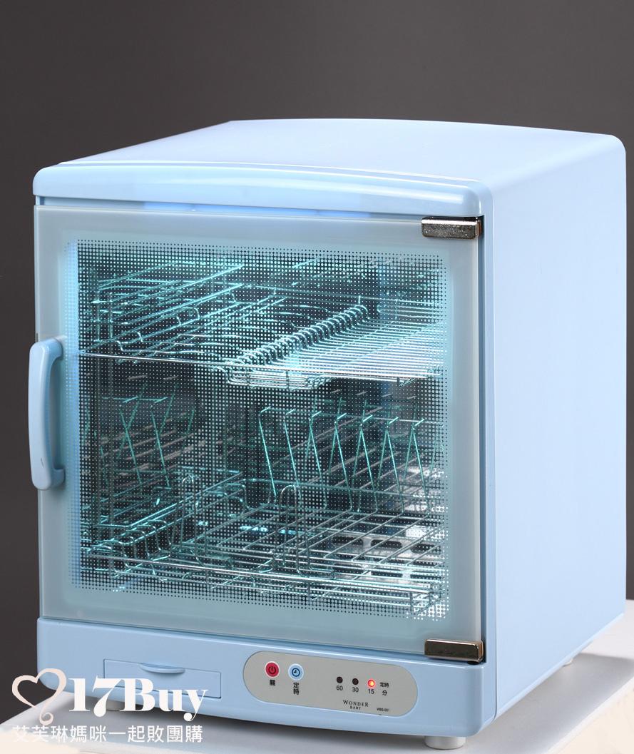 紫外線專業級殺菌奶瓶烘碗機-5