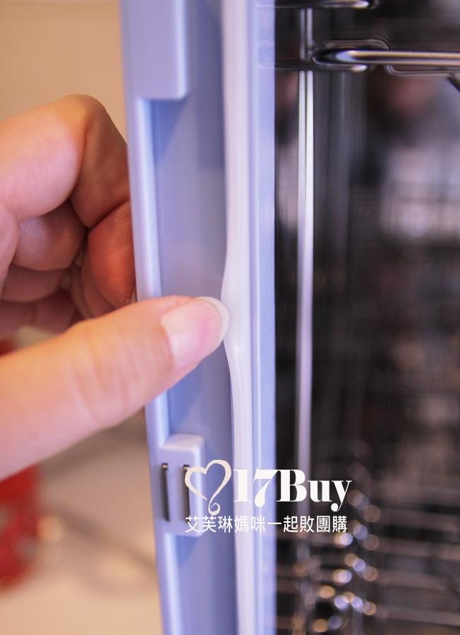 紫外線專業級殺菌奶瓶烘碗機-9
