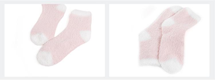 室內保暖襪 成人-3