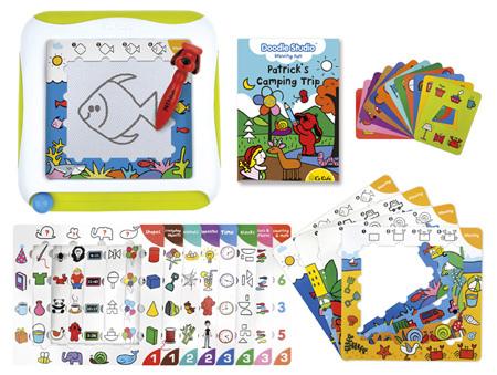 魔法畫家學習組彩色-2