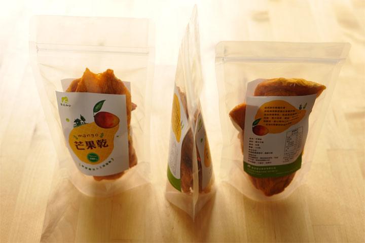 無蔗糖添加愛文芒果乾-2
