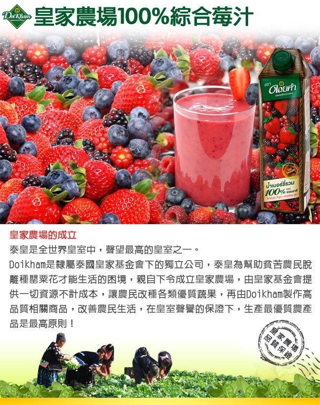 綜合莓果汁