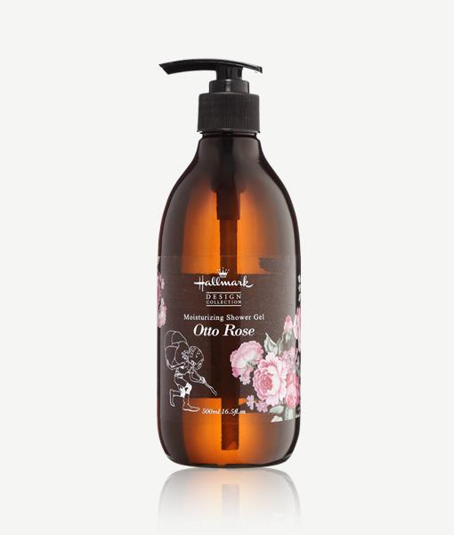 奧圖玫瑰緊膚水潤沐浴露
