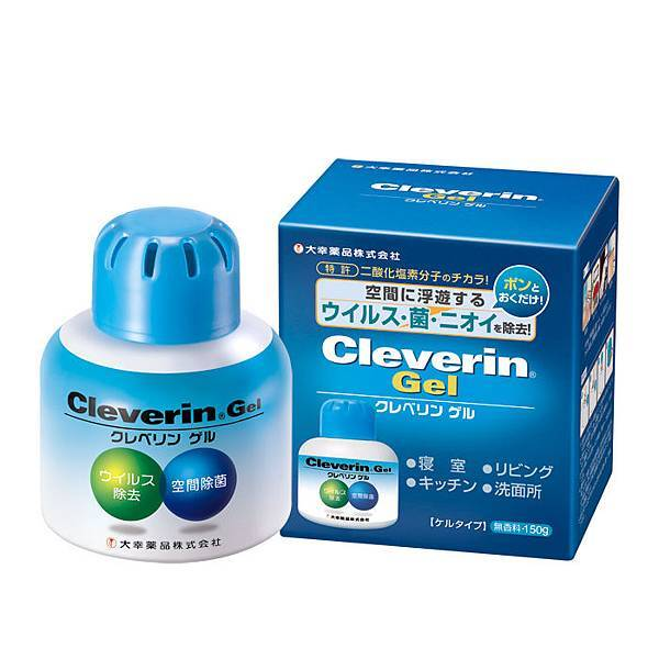 Cleverin Gel 150g