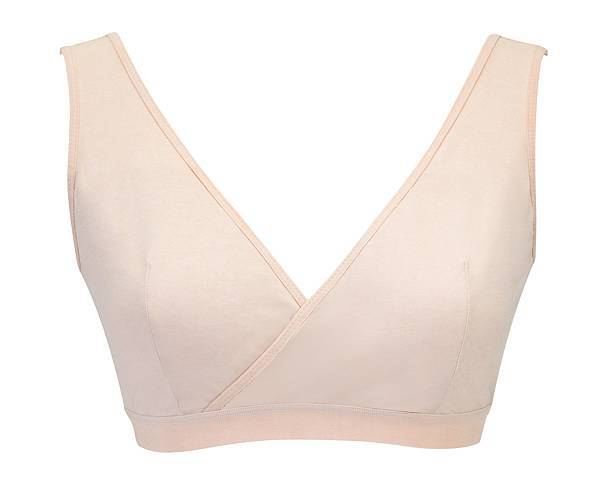 cupro運動風胸罩膚色-A-826