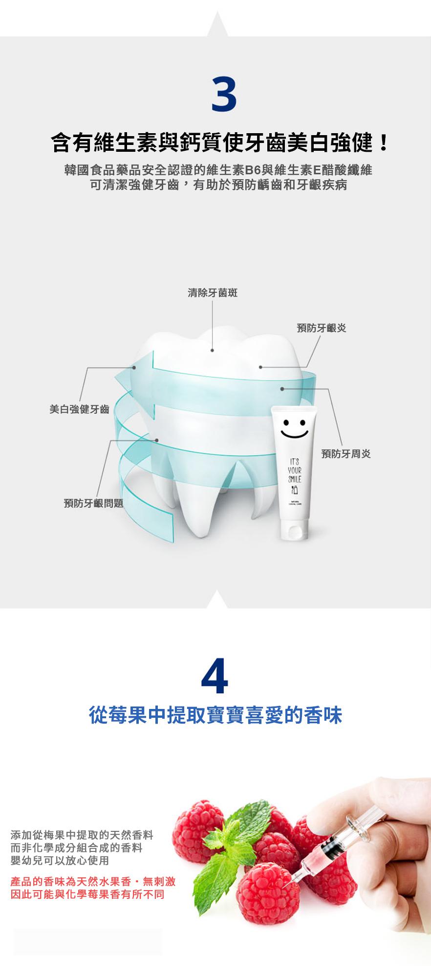 兒童微笑牙膏-4