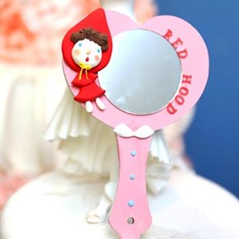 小紅帽心型鏡