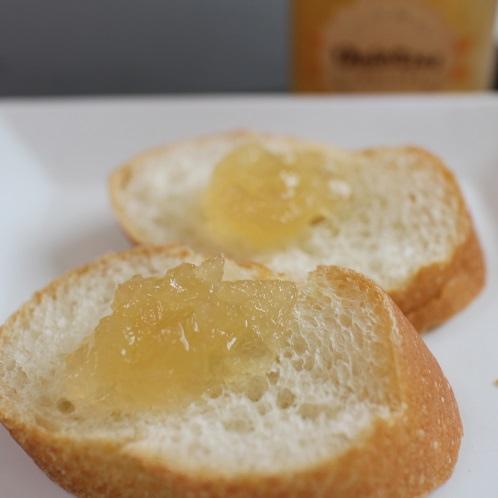 丹提絲蘋果白蘭地果醬 (1)