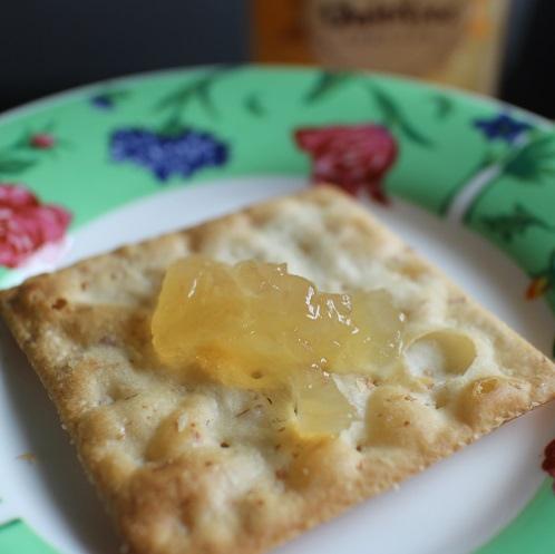 丹提絲蘋果白蘭地果醬 (4)