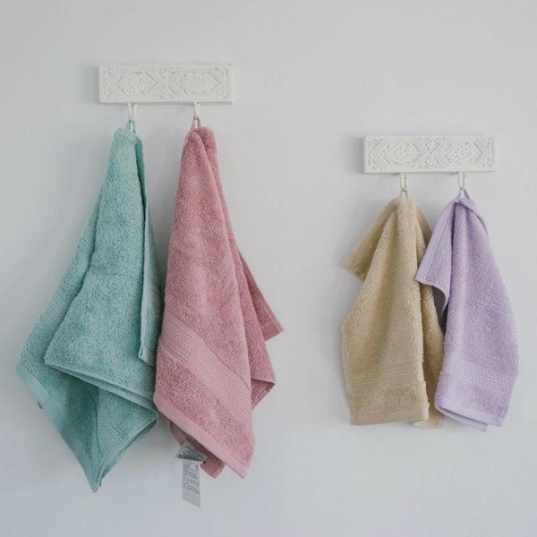 精紡紗毛巾封面