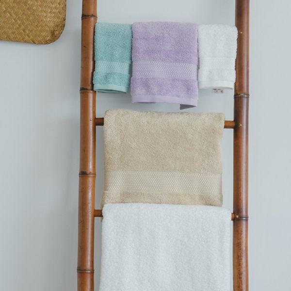 精紡紗浴巾封面