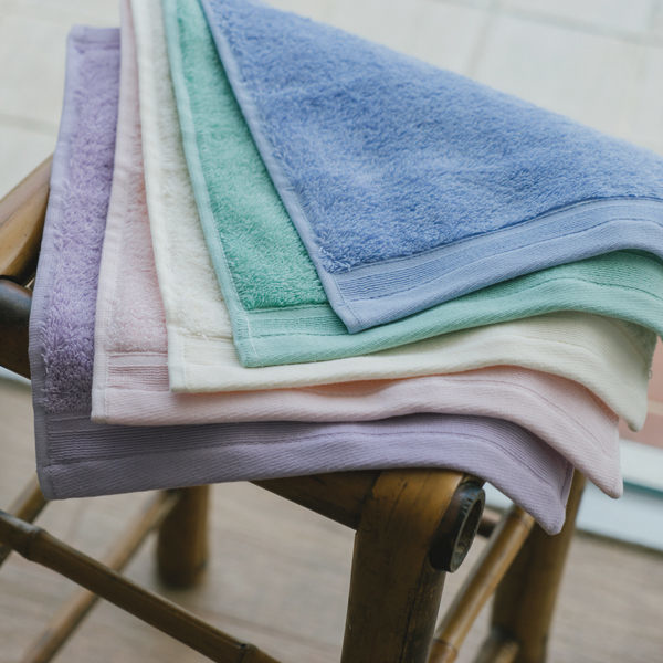 埃及棉方巾封面