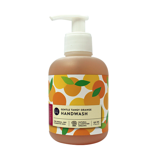 Tangy orange Handwash