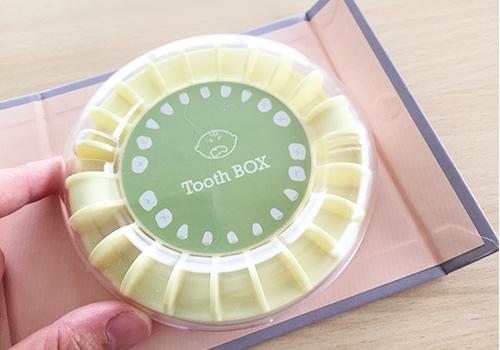 韓國Mellow 乳牙盒3