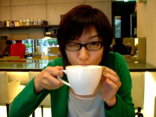 我的超大杯熱可可