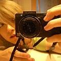 新買的相機,RICOH的GX100,非常有趣!