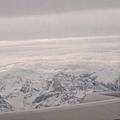 在安哥拉治短暫停留所見美麗的冰山