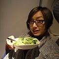 好吃的凱薩沙拉是阿路的愛心
