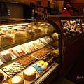 Juniors蛋糕店專賣好吃cheese cake 在Time Square就有一家