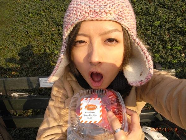 oh 草莓cheesecake
