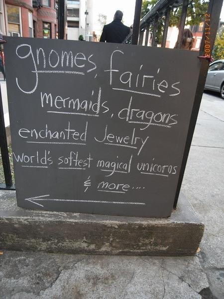 來到fairies stores