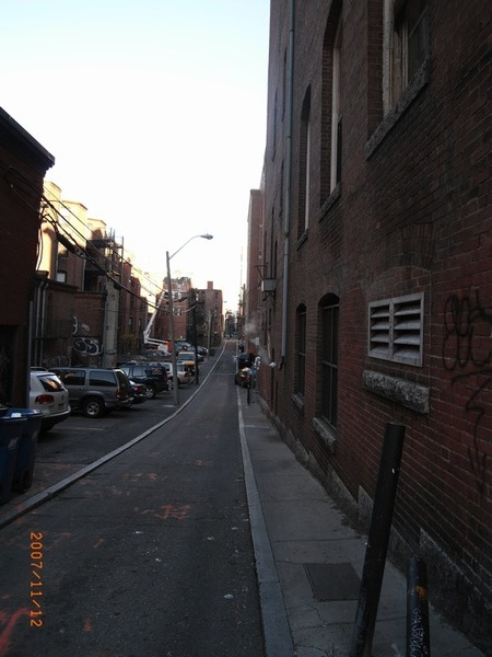 我只是喜歡這條巷子的氣氛