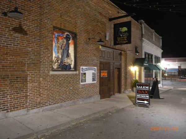 除了女巫博物館外這個小鎮上其實還有很多相關的博物館