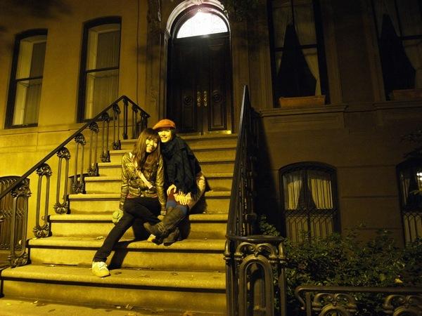 關於Sexy & City 之旅,這是片中凱莉的家
