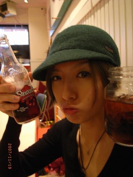 非常好喝的櫻桃可樂