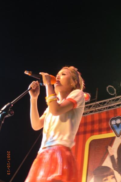 在澎湖的夜風中唱了許多舒服的歌