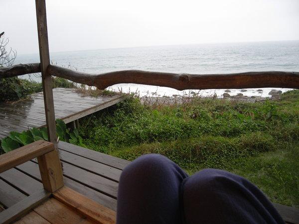 然後我到了非常想念的海巢