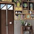 由一對香港的建築師夫妻承租下來並經營民宿