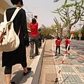 在上海停留的時間太短暫了下午表演完就到杭州