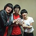 在北京帶我們的好哥們