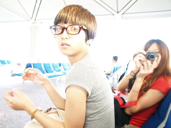 2008.4 北京上海杭州噴跑之旅