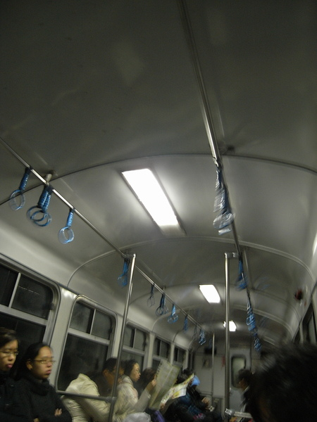 怎麼不是傳說中的檜木小火車?