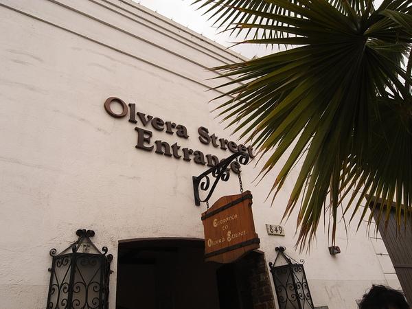 來到傳統的墨西哥老街