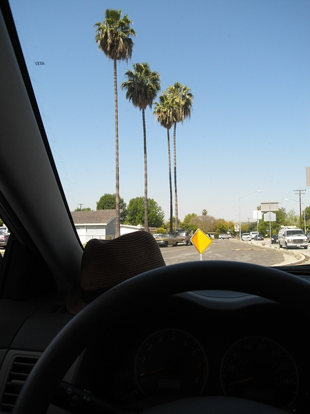 從LA到Palm Sping約一個多小時