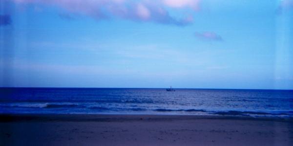 今天海洋音樂祭的天空