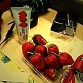 後台竟然有如此貼心的超大草莓