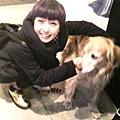 我的新朋友Q毛(我取的)