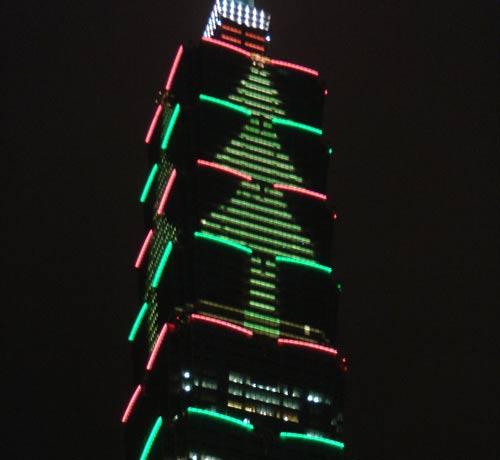 2006聖誕節的101